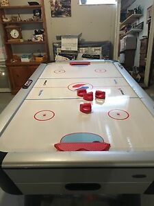 Full size air hockey table $500 obo. Or for trade
