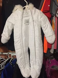 Worn once 6-9 months winter suit