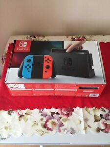 32 GIG NINTENDO SWITCH!!! LIKE NEW!!! PARTIAL TRADES WELCOME!!!