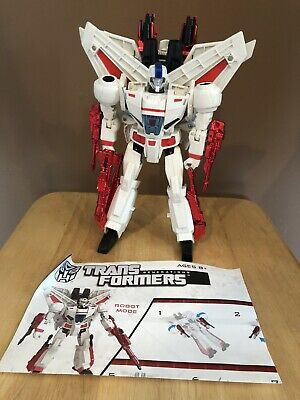Transformers Jetfire Generations 30th thrilling classics leader class