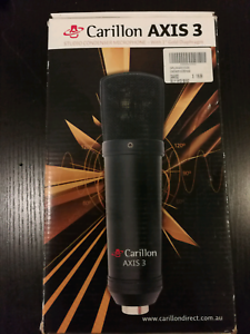 Carillon Axis 3 Condenser microphone Pacific Pines Gold Coast City Preview
