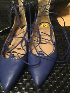 Brand new flat shoes  size 5