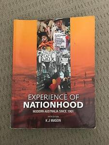 Australian History Text Book Alkimos Wanneroo Area Preview