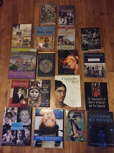 Textbooks for Sale 50% OFF!