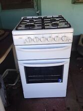 Chef Gas oven with 4 Gas Burners in new condition LPG York York Area Preview