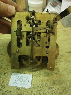 Clock MOVEMENT HAC Wall vienna For service repair spares parts 362B