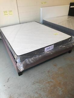 Brand new bed base from$140,medium mattress from$160