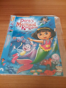 Doras mermaid kingdom....Rescue in Dvd Lara Outer Geelong Preview