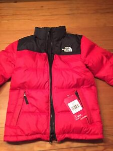 Boys North Face Nuptse Down Jacket f6577b88f