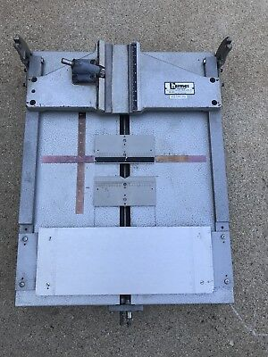 New Hermes Engravograph Itf-ii Pantograph
