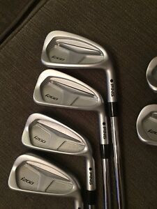 Ping I200 irons 4-pw