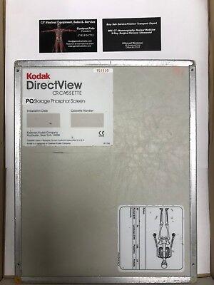 24x30 Kodak Directview Cr Cassette