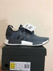 NMD R1 US10.5 BRAND NEW FROM UK. Carlton Melbourne City Preview