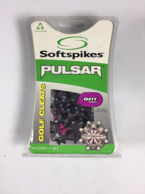 Softspikes Pulsar (18) Golf Spikes Cleats - NEW