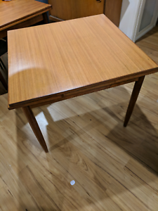 Midcentury, parker style extendable table Bruce Belconnen Area Preview