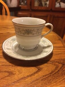 Nitto fine China cups and saucers