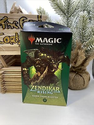 Magic the Gathering MTG Green Theme 35 card Booster Pack Brand New
