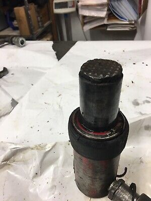Blackhawk 10 Ton Porta Power Hydraulic Ram Cylinder R-78 Used Tool Gar 4