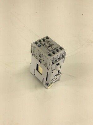 Allen Bradley Contactor, 100-C09Z*10, Ser. A, 24 VDC Coil, Used, Warranty