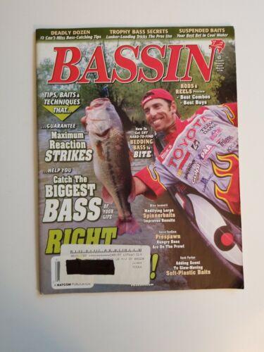 Bassin Magazine March 2007 - $1.60