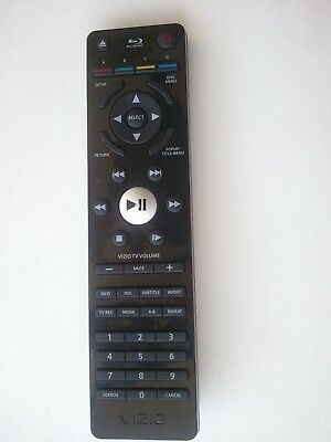 NEW VIZIO TV Blu-ray DVD player Universal Remote -NO program