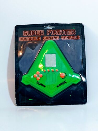 Super Fighter Handheld Gaming Console
