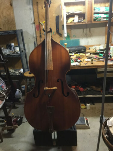 1952 KAY  C-1 Upright Double Bass