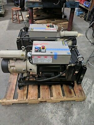 5hp Mattei Air Compressor