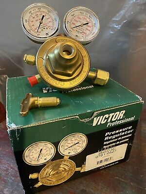 Victor Heavy Duty Pressure Regulator Inert Gas Sr450