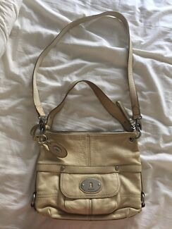 Genuine Leather Fossil Bag