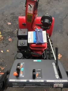 Honda snowblower HS724
