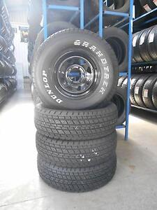 BRAND NEW 31 WHEEL AND TYRE COMBO Morwell Latrobe Valley Preview