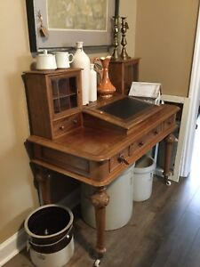 Old English desk