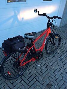 Vélo électrique VELEC comme neuf encore garanti