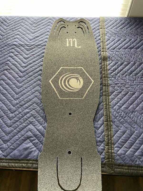 Waterborne Scorpio Surf Skate Deck - Longboard Skateboard Deck