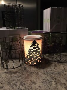 Scentsy warmer and wraps
