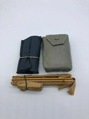 Vintage East German Issue Military Weapon Parts and Cleaning Kits - WOW!!! -