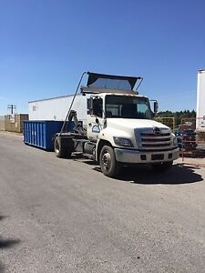 Experienced roll off bin truck driver needed