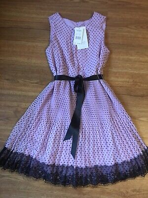 Blush by Us Angels  Dress Lavender Big Kids  Size 16 NWT -
