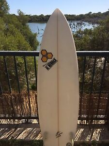 5'11 Al Merrick Semi Pro Surfboard Erskine Mandurah Area Preview