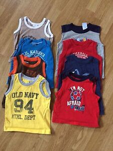 12-18 month old tank tops
