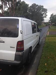 2002 Mercedes-Benz Vito Van/Minivan Narellan Camden Area Preview
