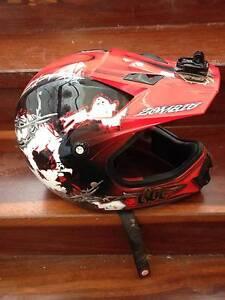 motorbike helmet Woodgate Bundaberg Surrounds Preview