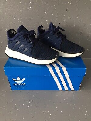 Adidas X Plr Trainers Navy Infant Size 8.5