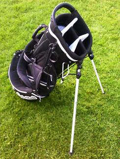 stand alone golf bag