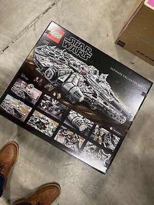 LEGO (75192) Star Wars Millennium Falcon - 7541 Pieces