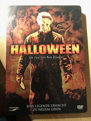 DVD Halloween - Eine Legende erwacht zu neuem Leben - in Metallbox