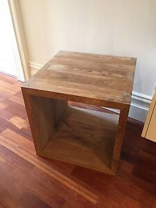 Walnut Side Table St Peters Marrickville Area Preview