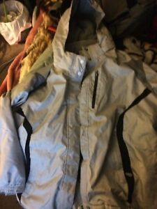 Never worn athletic works winter jacket