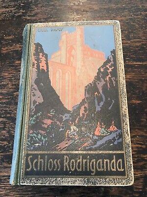 Karl May Schloss Rodriganda Radebeul / Fehsenfeld Erstausgabe EA 1.-25.